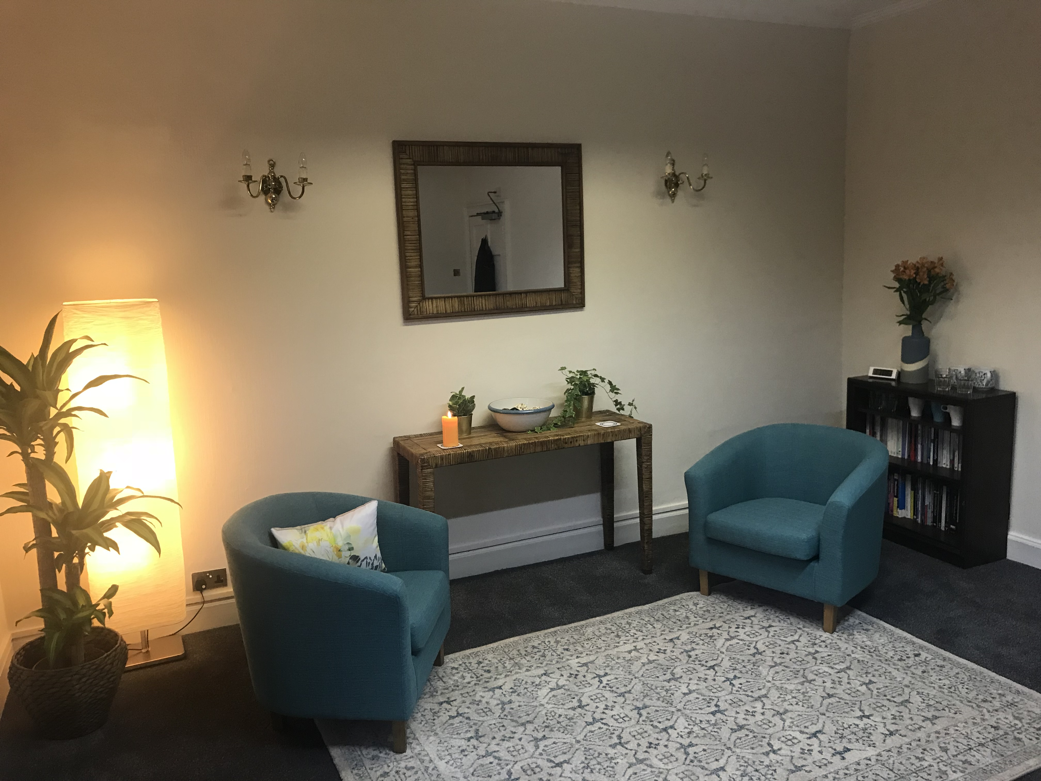 Good Sized Therapy Room In Central Edinburgh